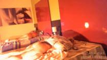 Gatas acordando sem roupa ao vivo na Casa das Brasileirinhas