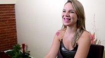 Assista ao resumo da semana da ninfetinha Flavia Oliveira!