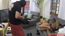 Sexo ao vivo direto da Casa com Pamela Pantera e Falcon